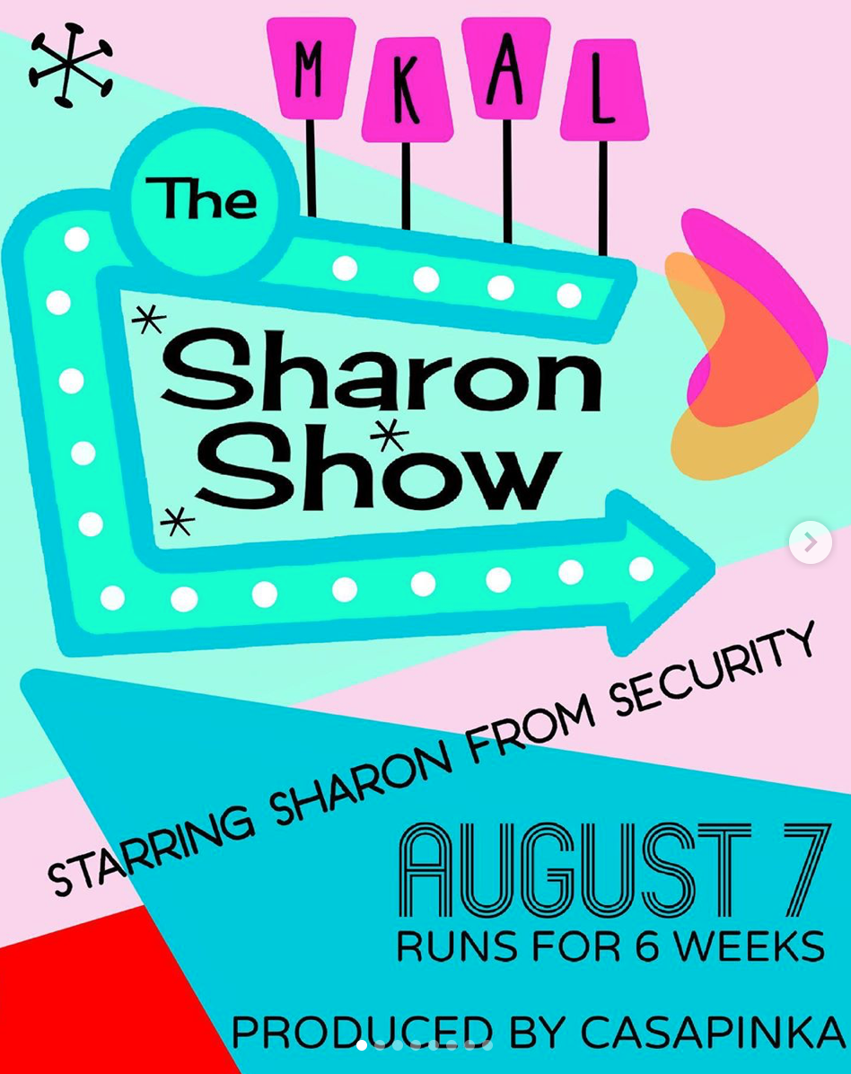 The Sharon Show Kit Colors